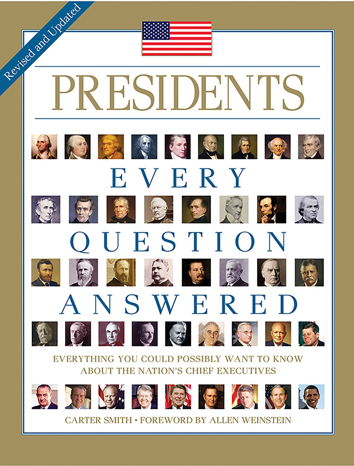 Presidents every question answered 9781626862685 hr