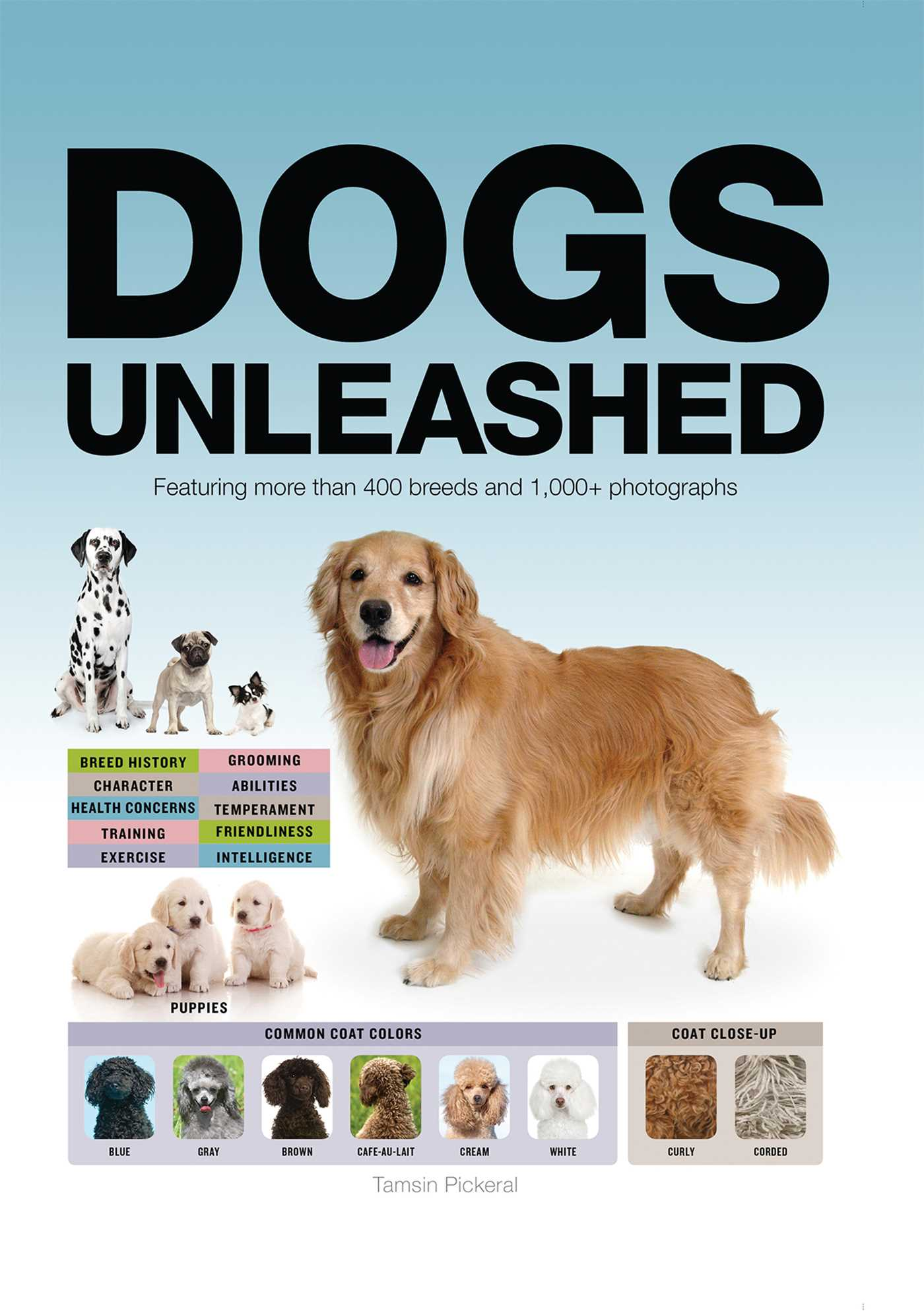 Dogs unleashed 9781626862739 hr