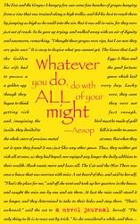 A Novel Journal: Aesop's Fables (Compact)