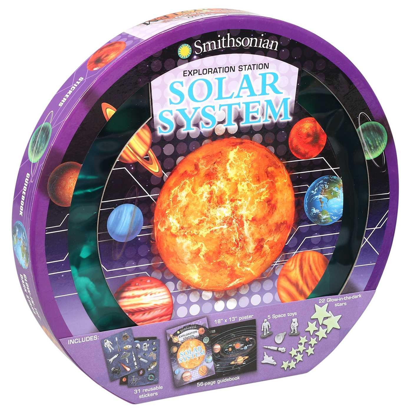 Smithsonian exploration station solar system 9781626867222 hr