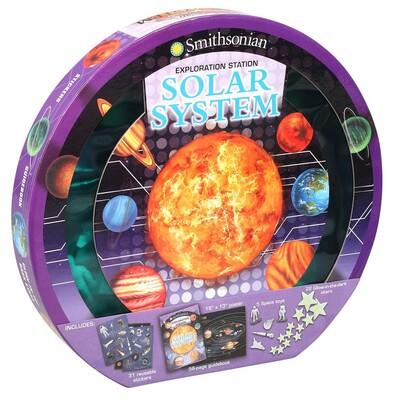 Smithsonian Exploration Station: Solar System