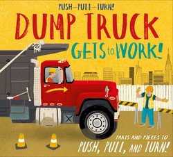 Push-Pull-Turn! Dump Truck Gets to Work!