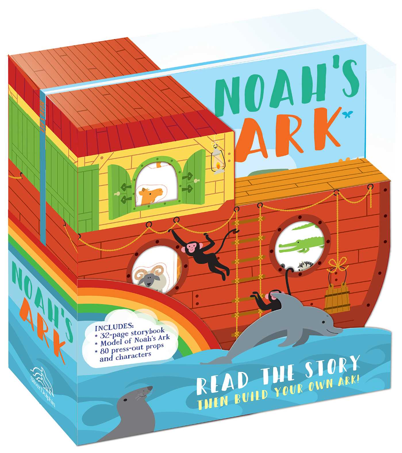 Noah's Ark - Book Summary & Video | Official Publisher Page | Simon