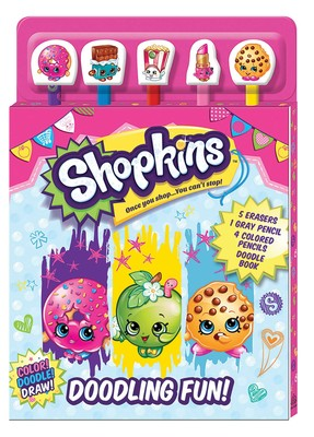 Shopkins: Doodling Fun!