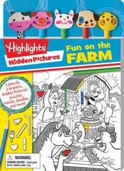 "Highlightsâ""¢: Hidden Picturesâ""¢: Fun on the Farm"