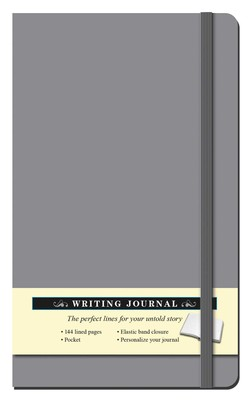 Solid Gray Journal