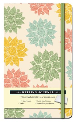 Multi Floral Journal