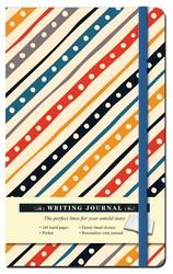 Multi Stripe Journal