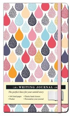 Multi Teardrop Journal