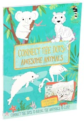 Connect the Dots: Awesome Animals