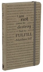 A Journal: The Words of Jesus (Compact)