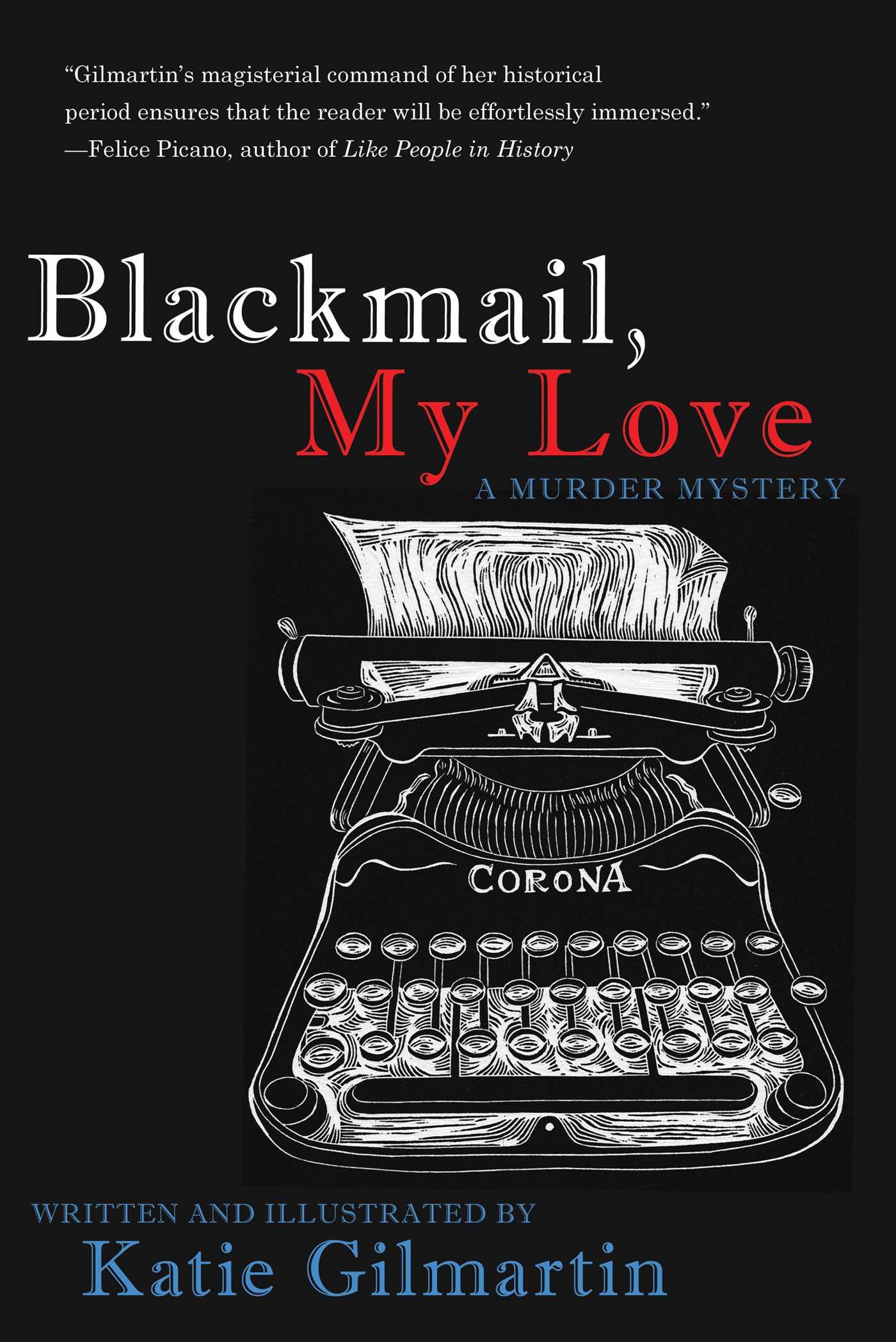 Blackmail my love 9781627780766 hr