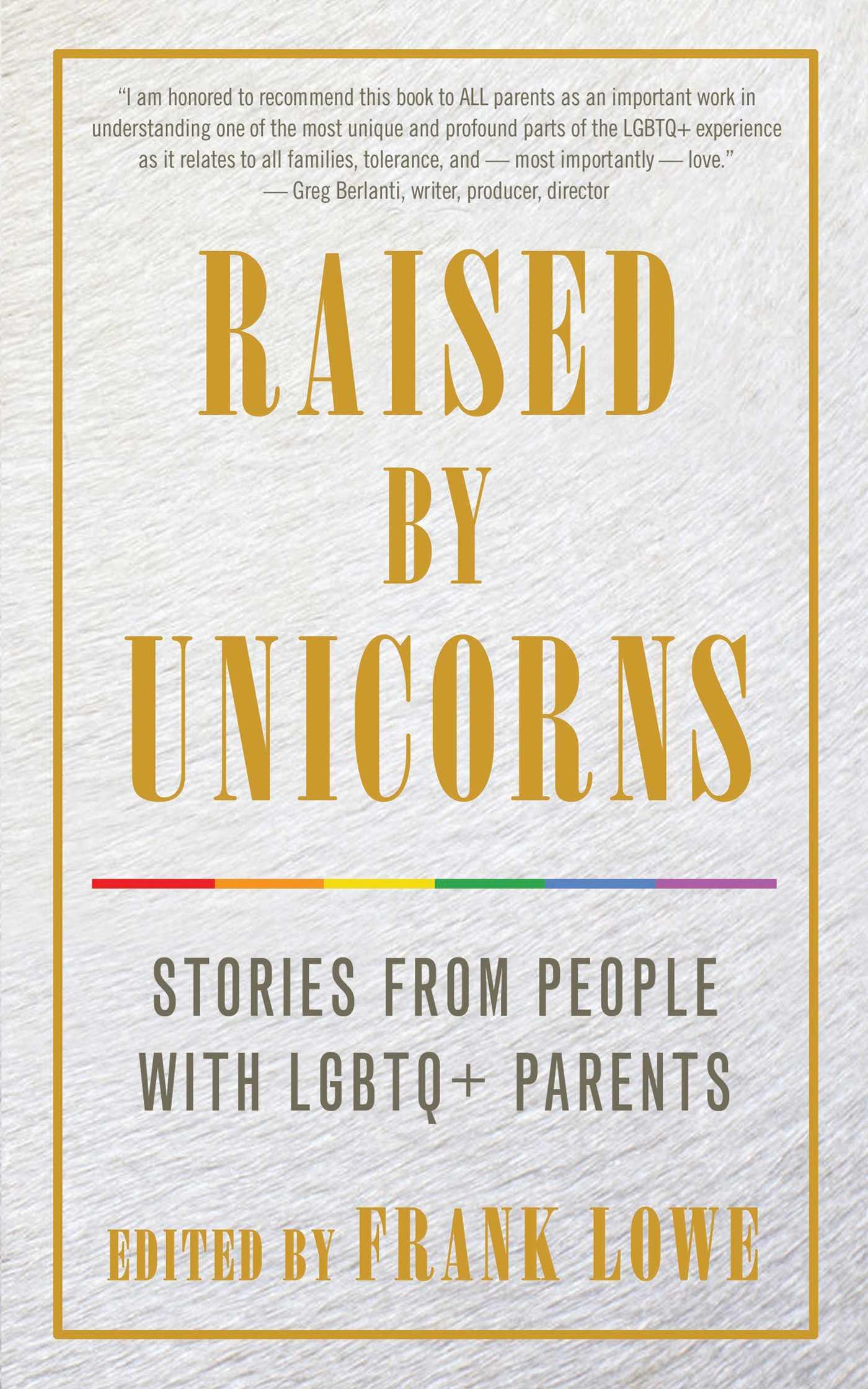 Raised by unicorns 9781627782579 hr