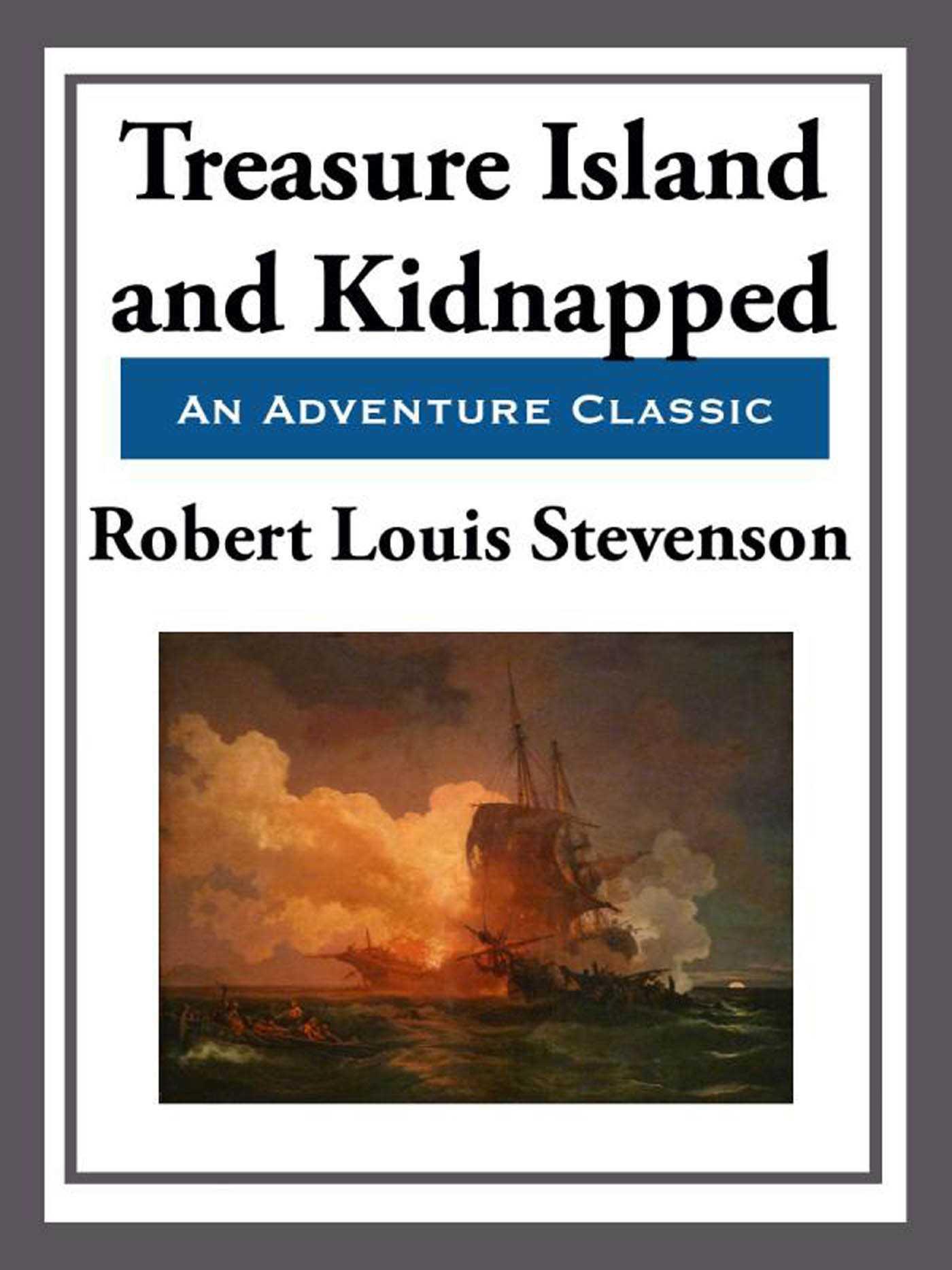 Treasure island kidnapped 9781627931724 hr