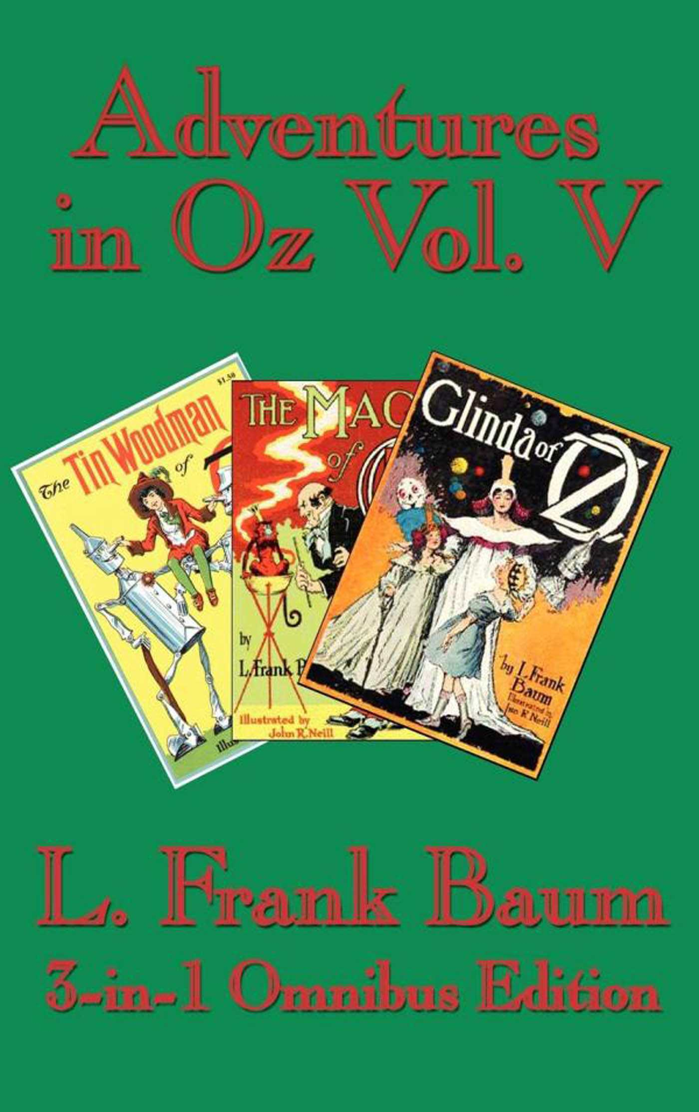 Adventures In Oz Ebook By L Frank Baum Official