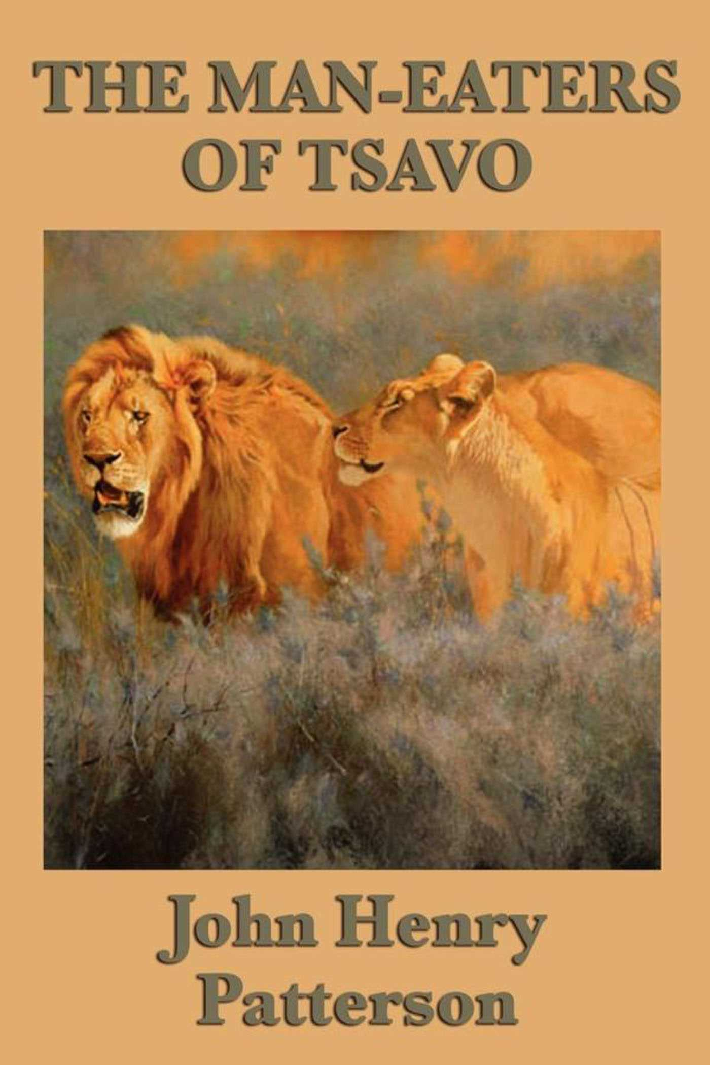 The man eaters of tsavo 9781627932943 hr