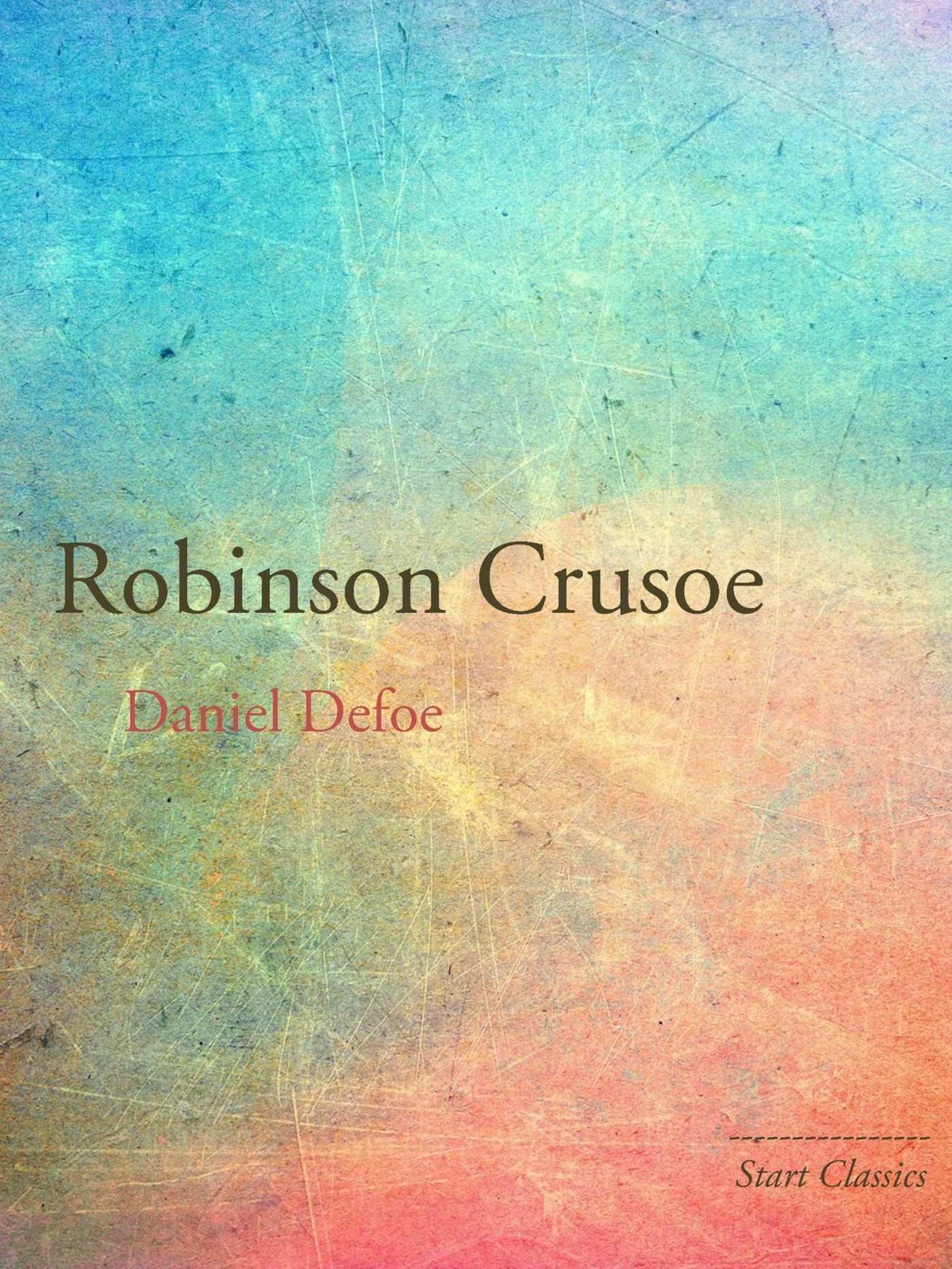 Robinson crusoe 9781627937535 hr