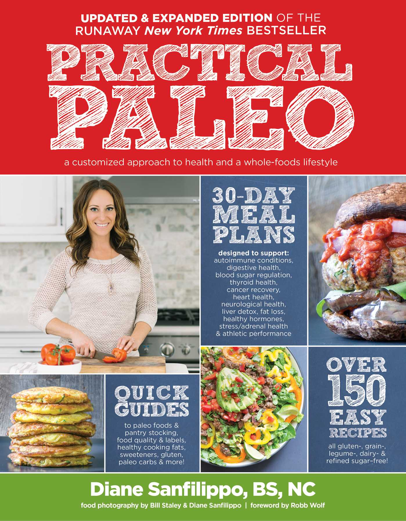 Practical paleo 2nd edition updated and expanded book by diane a customized approach to health and a whole foods lifestyle forumfinder Image collections