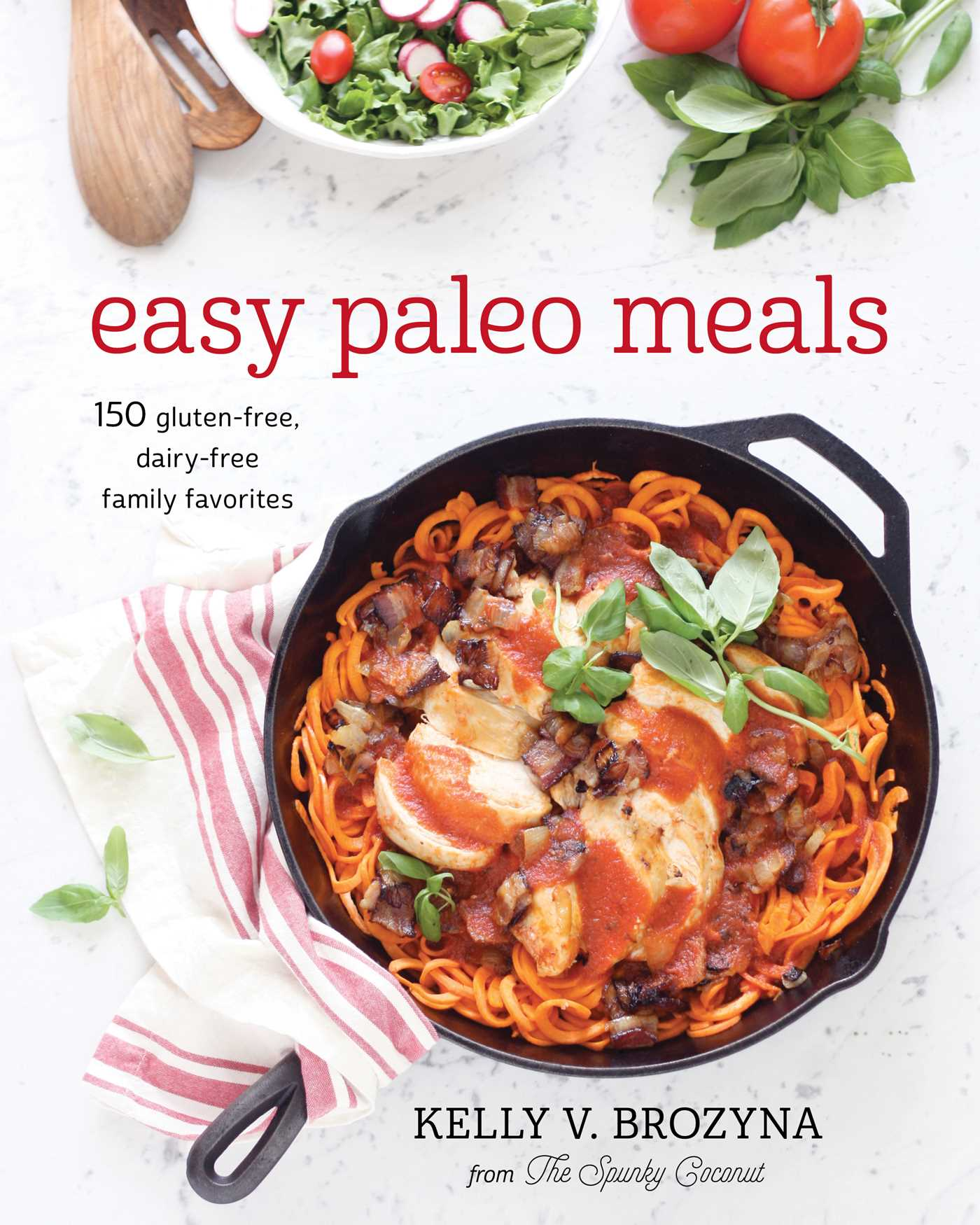 Easy paleo meals 9781628600858 hr