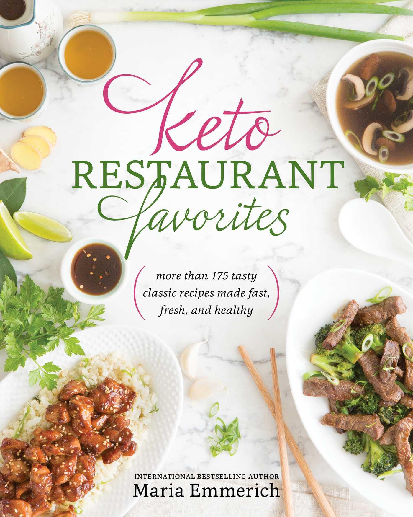 Keto restaurant favorites 9781628602586 hr