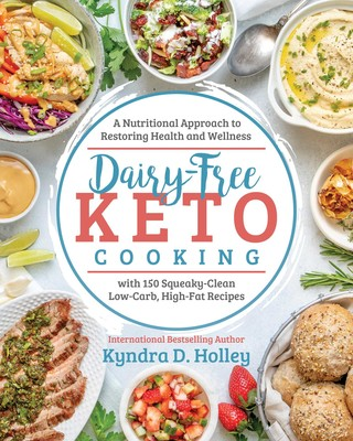 dairy free recipe book