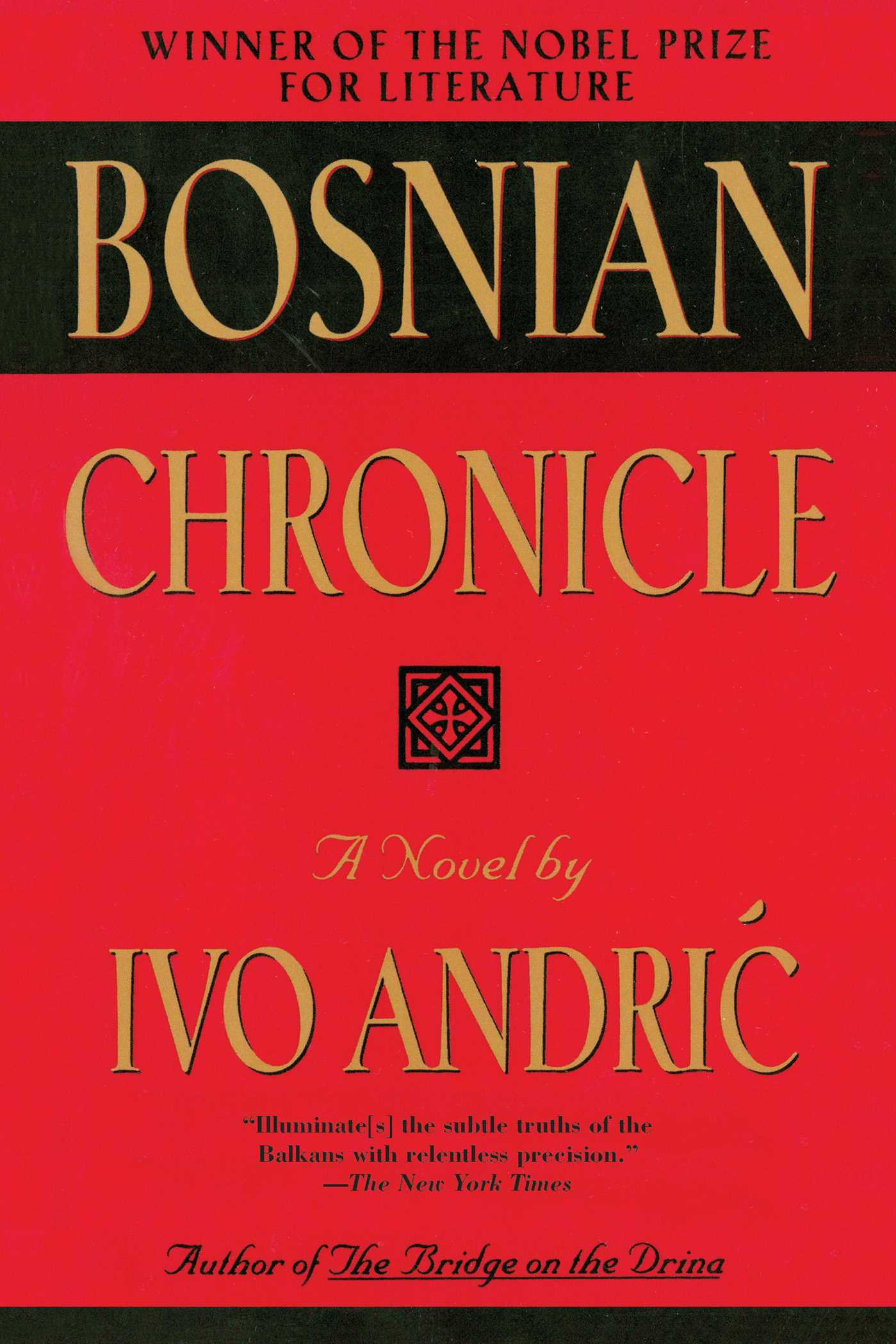 Image result for ivo andric bosnian chronicle images""