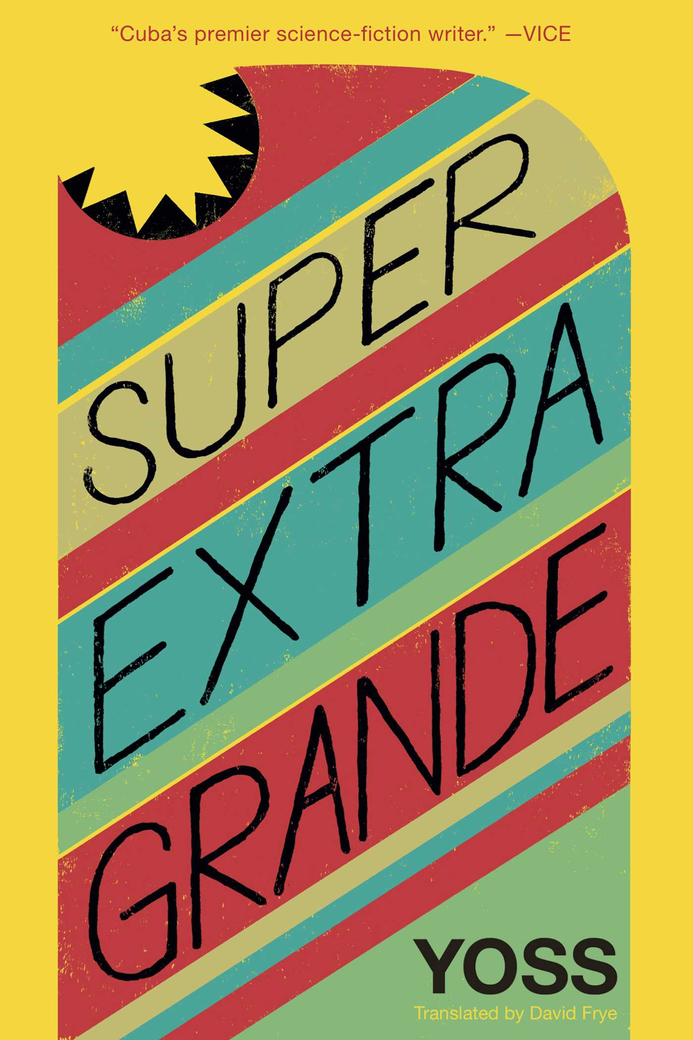 Super extra grande 9781632060563 hr