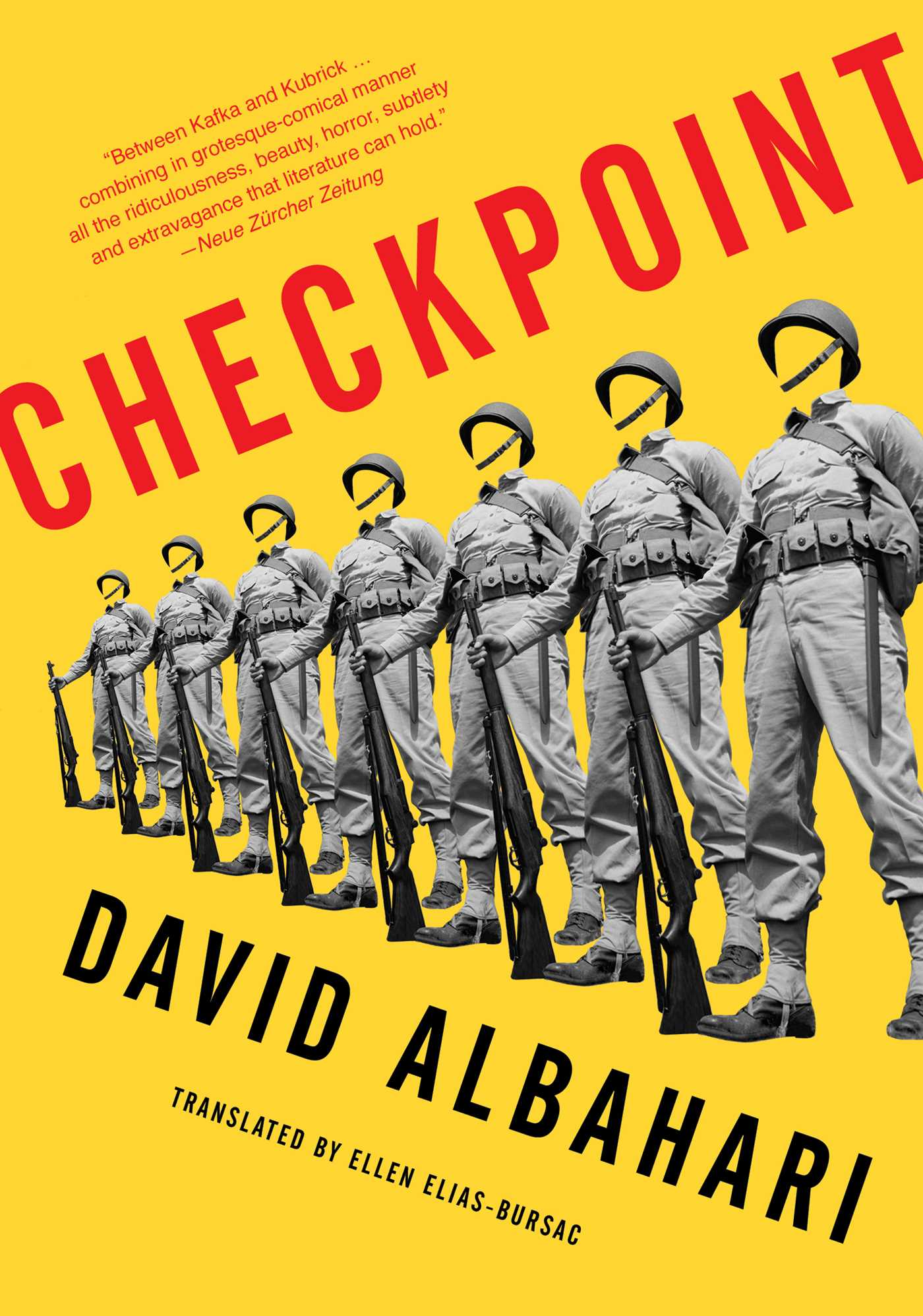 Checkpoint | Book by David Albahari, Ellen Elias-Bursac