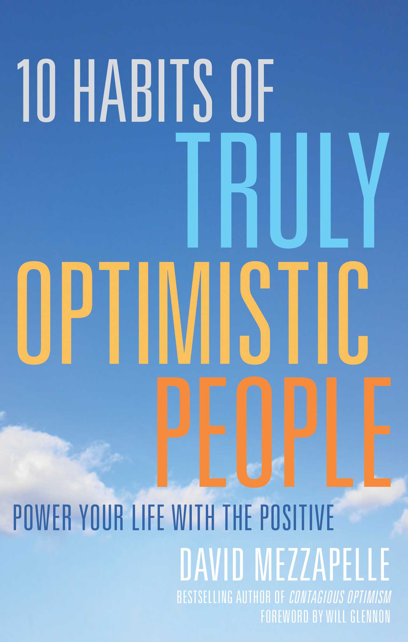 10 habits of truly optimistic people 9781632280114 hr