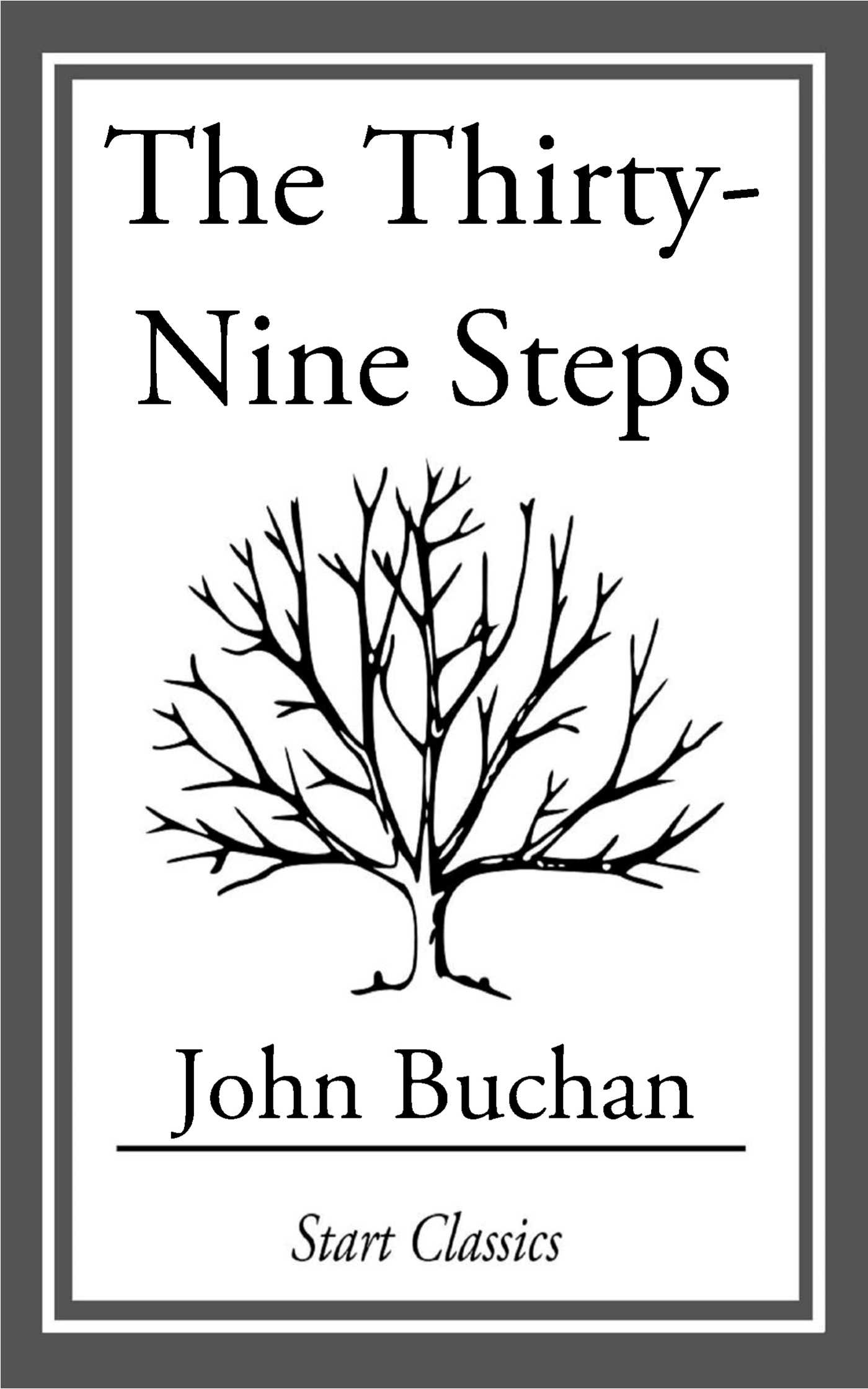 The thirty nine steps 9781633550681 hr