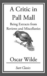 A Critic in Pall Mall