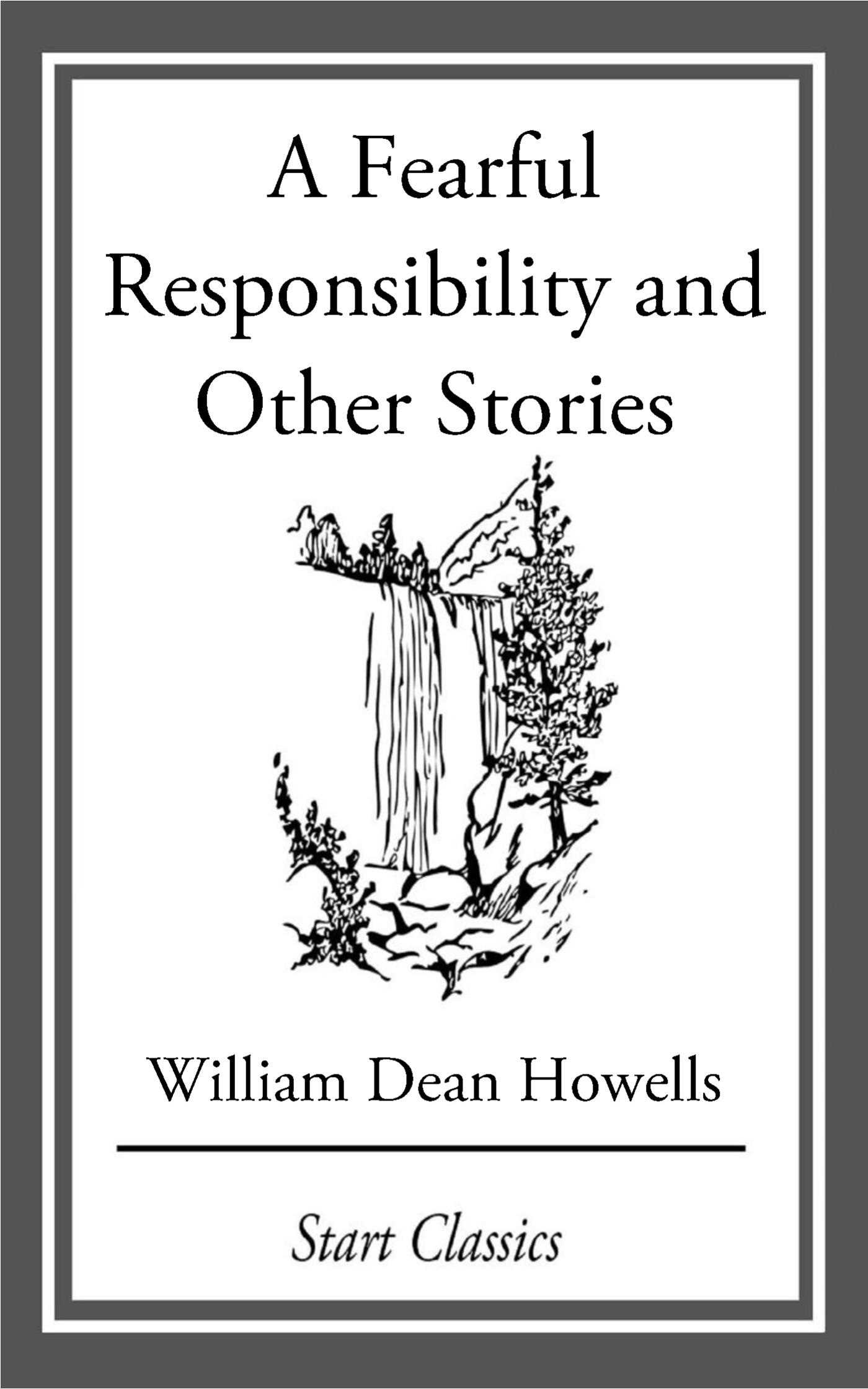 A fearful responsibility and other stories 9781633555136 hr
