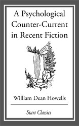 A Psychological Counter-Current in Recent Fiction