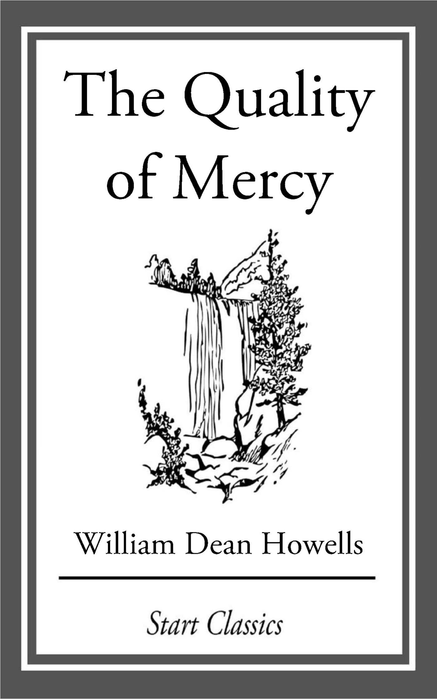 The quality of mercy 9781633555464 hr