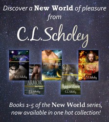 C.L. Scholey's 5-Book Box Set