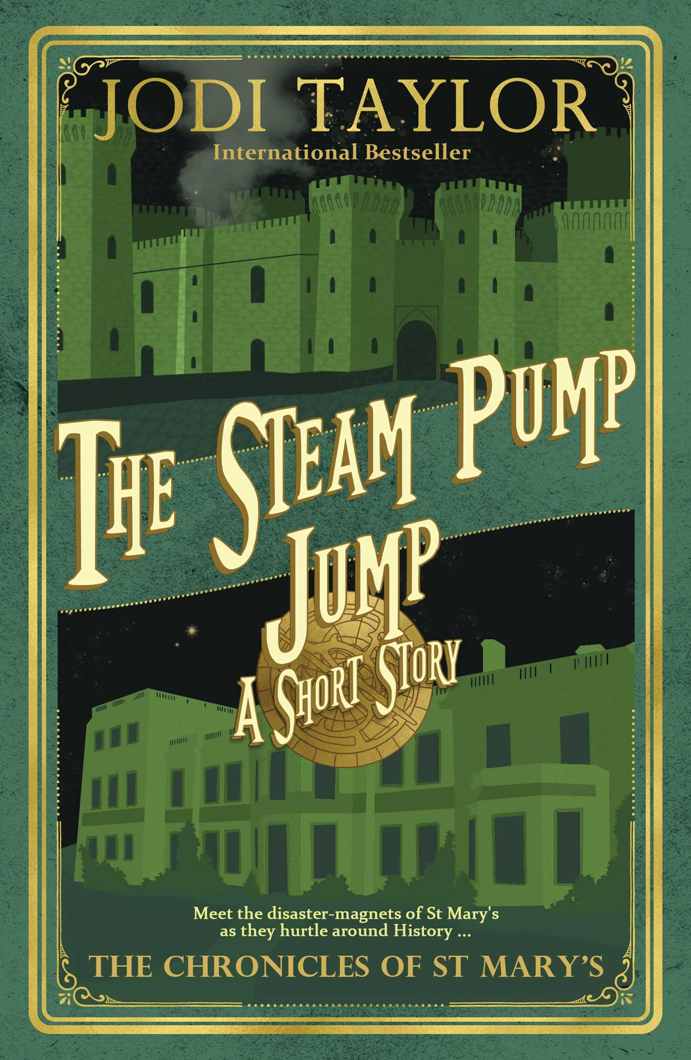 The steam pump jump 9781635969344 hr