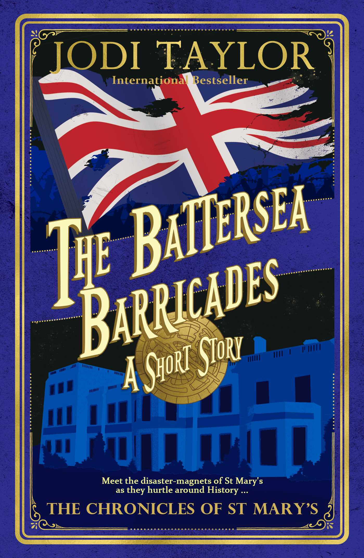The battersea barricades 9781635969375 hr