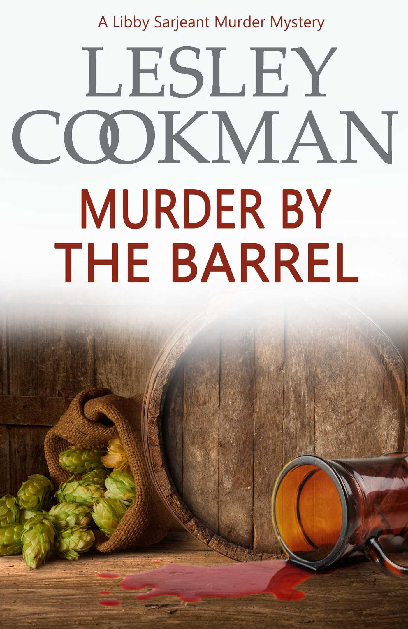 Murder by the barrel 9781635969986 hr