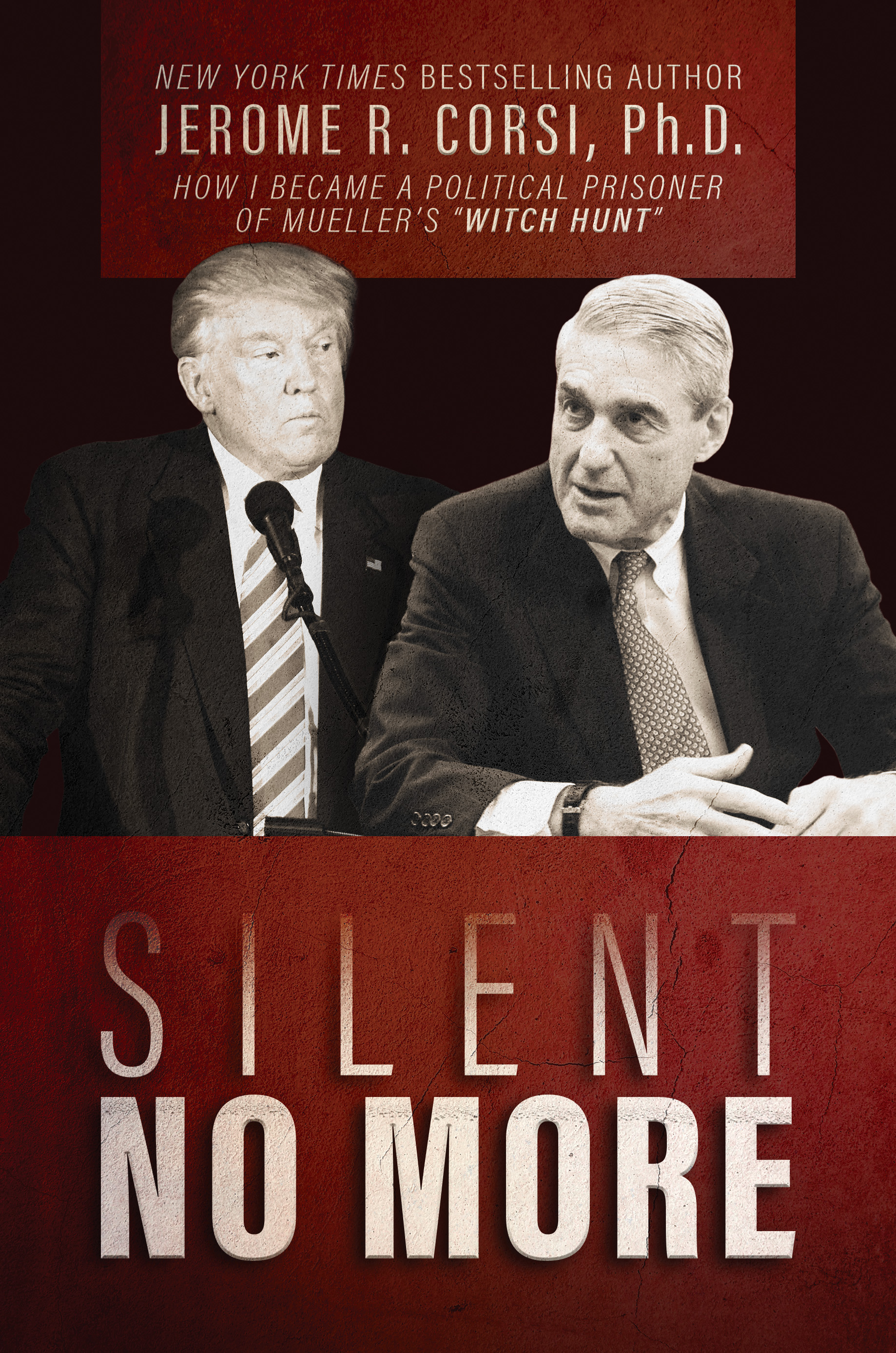 478f6db591 Silent No More   Book by Jerome R. Corsi Ph.D   Official Publisher ...