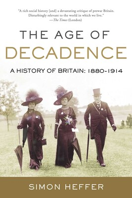 Cover of The Age of Decadence