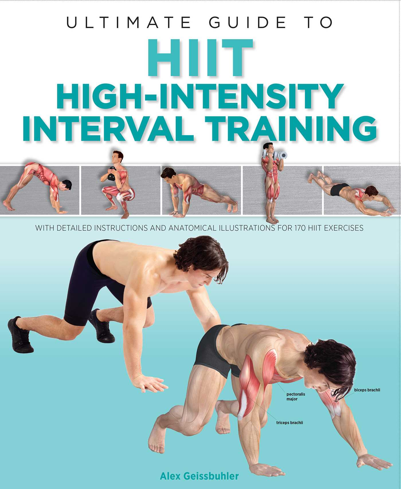Ultimate Guide to HIIT | Book by Alex