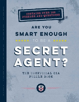 Are You Smart Enough to Be a Secret Agent?