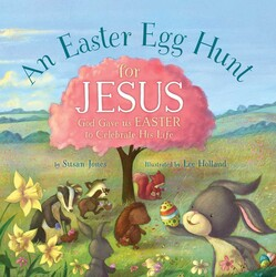 An Easter Egg Hunt for Jesus