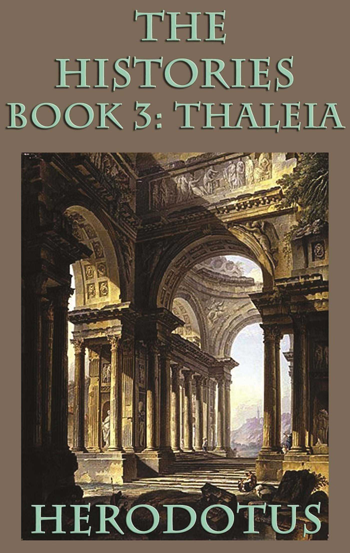 The histories book 3 thaleia 9781681462929 hr