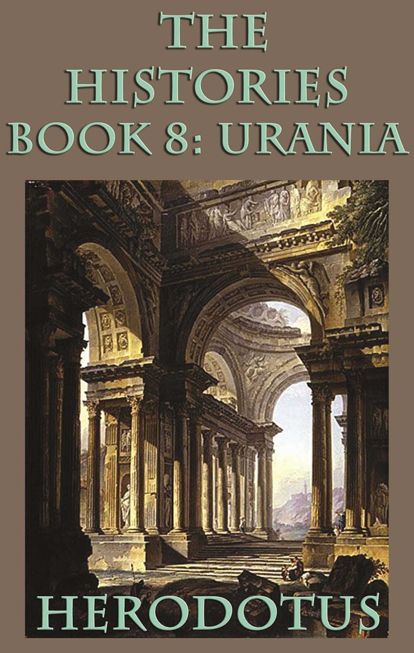The histories book 8 urania 9781681462974 hr