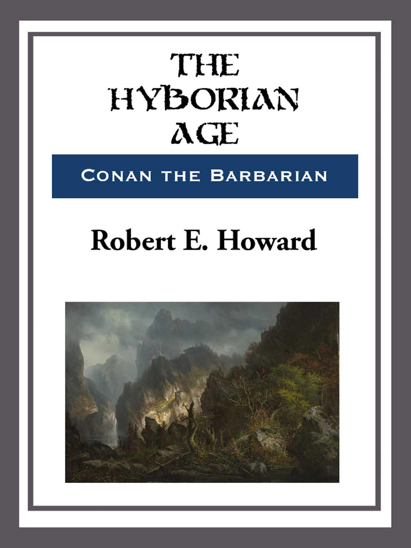 The hyborian age 9781681463902 hr