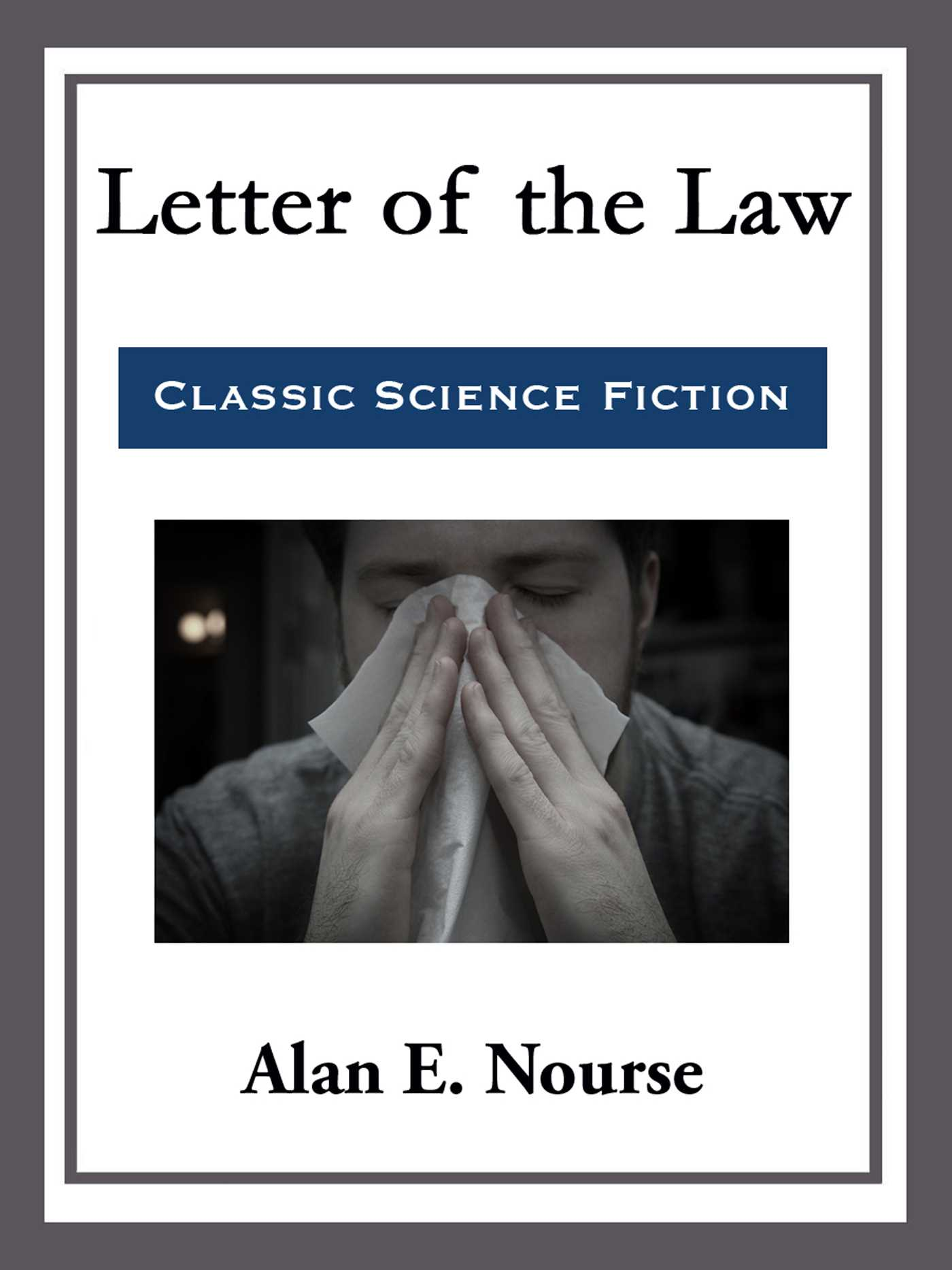Letter of the law 9781681465265 hr