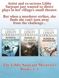 A Libby Sarjeant Murder Mystery Boxset Vol 1