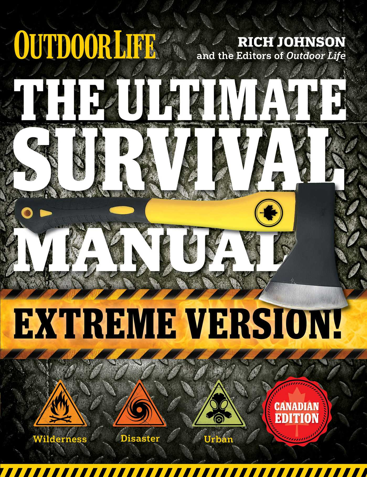 The ultimate survival manual extreme edition canadian 9781681880679 hr