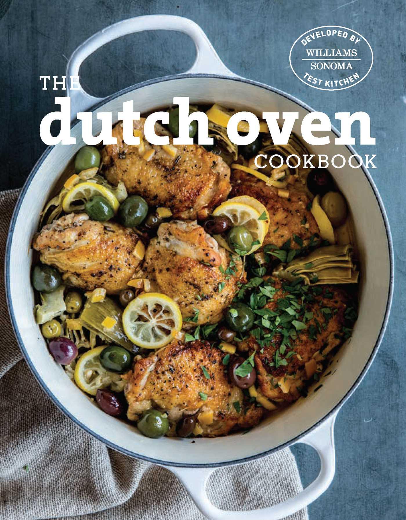The dutch oven cookbook 9781681881461 hr